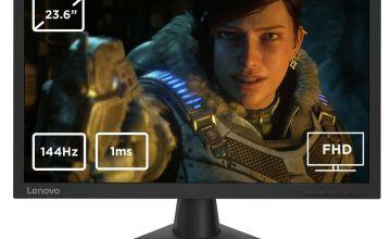 Lenovo G24-10 23.6in 144Hz FHD Monitor