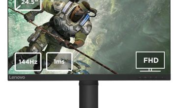 Lenovo G25-10 24.5in 144Hz FHD Gaming Monitor
