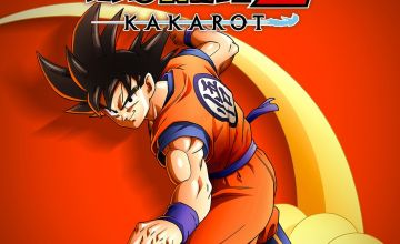 Dragon Ball Z Kakarot PS4 Game