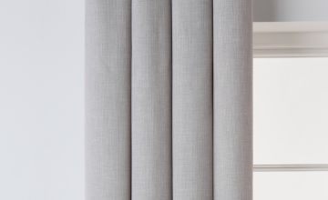 Argos Home Fully Lined Eyelet Curtains