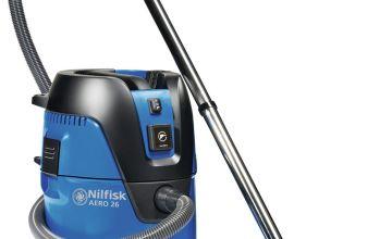 Nilfisk AERO26 Wet & Dry Vacuum Cleaner