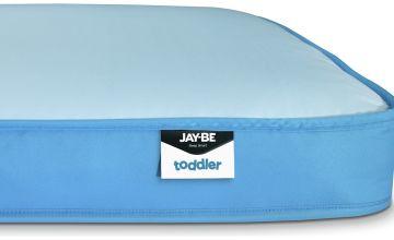 JAY-BE Open Coil Waterproof Toddler Mattress