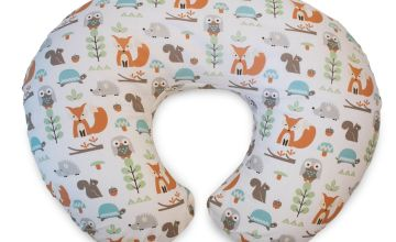 Chicco Boppy Pregnancy and Baby Nursing Pillow - Woodland