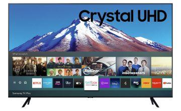 Samsung 43In UE43TU7020KXXU Smart 4K UHD HDR LED Freeview TV