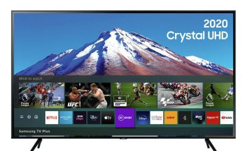Samsung 55In UE55TU7020KXXU Smart 4K UHD HDR LED Freeview TV