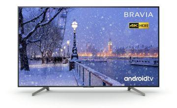 Sony 75 Inch KD75XG8505BU Smart 4K Ultra HD LED TV