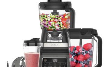 Ninja BN800UK Auto IQ Food Processor and Blender