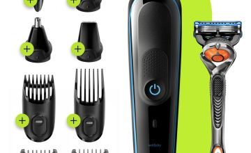 Braun 9in1 Beard Trimmer and Hair Trimmer MGK5280