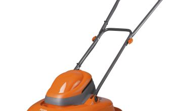 Flymo Turbo 400 40cm Corded Hover Mower - 1500W