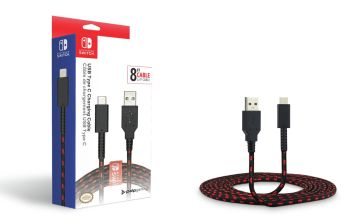 PDP USB-C Charging Cable for Nintendo Switch