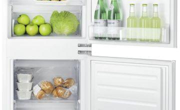 Hotpoint HMCB50501AA Integrated Fridge Freezer - White