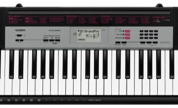 Casio CTK-1500AD Full Size Keyboard