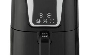 Cookworks 3 Litre Digital Air Fryer - Black