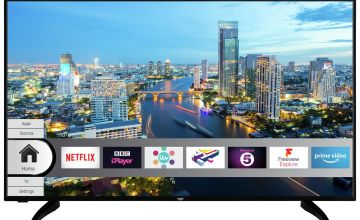 Bush 55 Inch Smart 4K UHD HDR LED Freeview TV