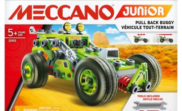 Meccano Junior Deluxe Buggy Vehicle