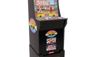 Arcade 1 Up Streetfighter and Riser