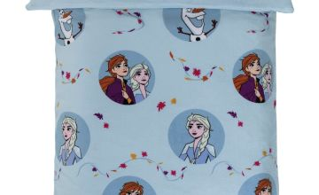 Disney Frozen Fleece Bedding Set - Single