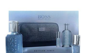 Hugo Boss Bottled Tonic Set & Wash Bag