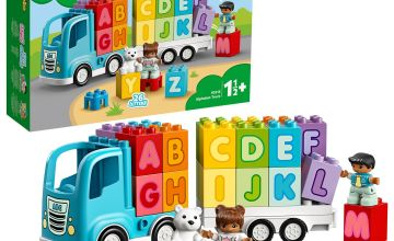 LEGO Duplo Alphabet Truck - 10915