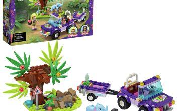 LEGO Friends Baby Elephant Jungle Rescue Animals Set - 41421