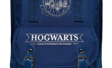 Harry Potter Premium Backpack - Navy Blue
