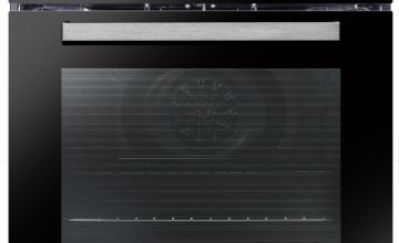 Candy FCP615NX/E Built In Single Oven - Black