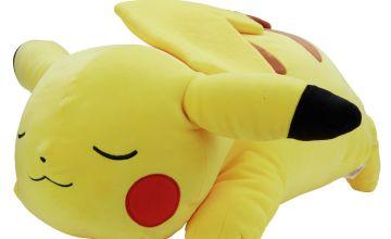 Pokemon 18inch Pikachu Sleep Soft Toy