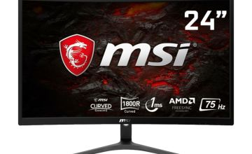 MSI G241V 23.8in 75Hz FHD IPS Gaming Monitor