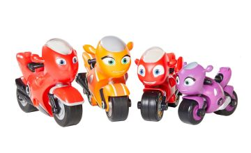 Ricky Zoom Meet the Zooms Figure Set