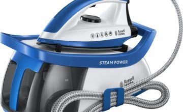Russell Hobbs 24430 Steam Power Steam Generator Iron