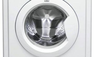 Indesit IWC71252 7KG 1200 Spin Washing Machine - White