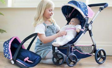 Mamas & Papas Junior Ocarro Toy Travel System
