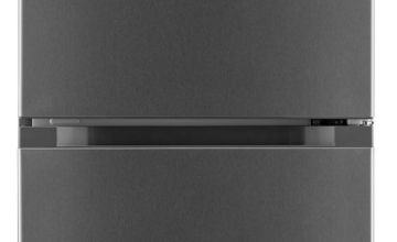 Candy CMCL5172SK Fridge Freezer - Silver