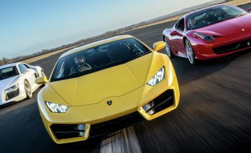Double Supercar Gift Experience