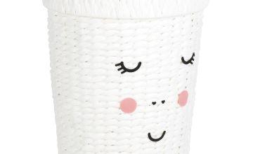 Argos Home Unicorn Seagrass Laundry Basket