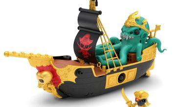 Treasure X Sunken Gold Treasure Ship
