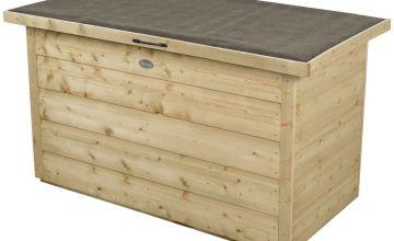 Forest Shiplap Garden Storage Box - 300 Litre