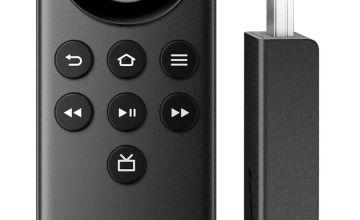 Amazon 2020 Fire TV Stick Lite with Alexa Voice Remote