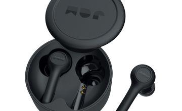 JAM Exec In-Ear True Wireless Earbuds - Black