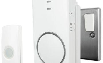 Uni-Com Premium Rechargeable Portable Doorbell