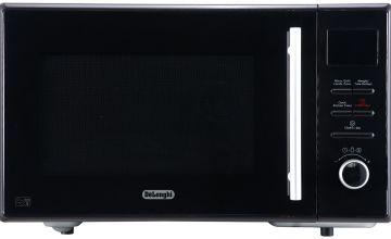 De'Longhi 900W Combination Microwave - Black