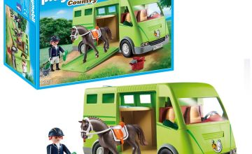 Playmobil 6928 Country Horse Box Playset