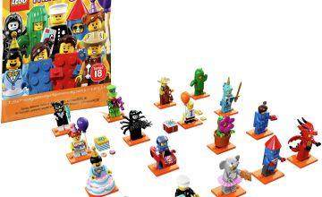 LEGO Minifigures Series 18 Party