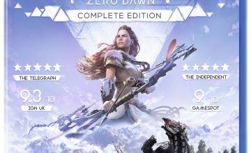 Horizon Zero Dawn: Complete Edition PS4 Game