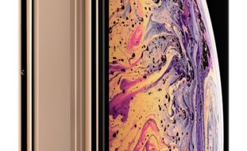 Sim Free iPhone Xs Max 64GB Mobile Phone - Gold