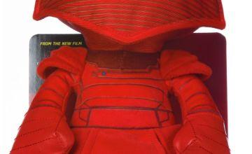 Disney Star Wars EP8 Praetorian Guard Soft Toy