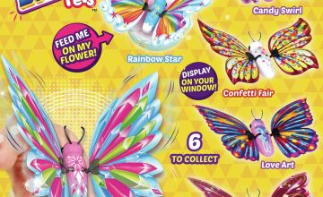 Little Live Pets Flutter Wings Butterflies