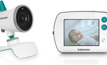 Babymoov YOO Feel Video Baby Monitor