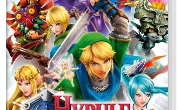Hyrule Warriors Definitive Edition Nintendo Switch Game