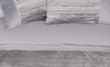 Argos Home Sparkle Velvet Bedding Set